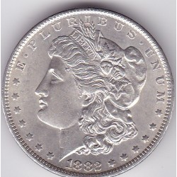 USA - 1 Dollar Morgan - Año 1882 Carlson City -